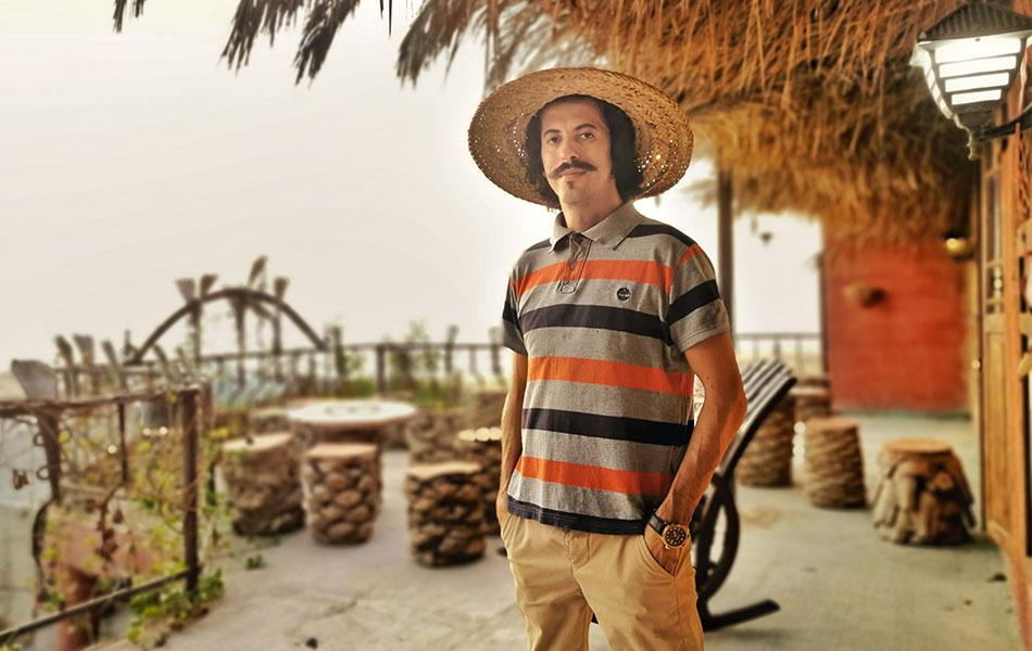 شایان بهرامی، بنیانگذار اقامتگاه پیسو